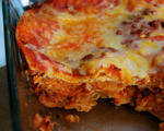 Creamy Enchilada Casserole