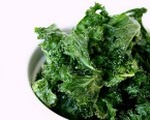 Crispy Salted Kale Chips