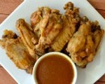Crock-Pot teriyaki chicken wings