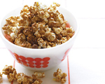 Crunchy and Sweet Caramel Corn