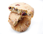 Crunchy Cranberry Cookies