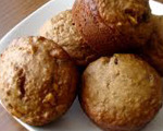 Crushed Bran Cereal Muffins