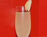 Crystallized Ginger Cocktail
