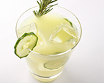 Cucumber and Lemonade Cooler