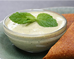 Cucumber and Mint Raita