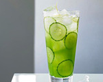Cucumber Fizz Cocktail