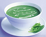 Curried Spinach Soup