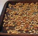 Curried Roasted Pumpkin Seeds