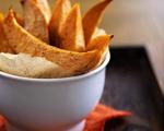 Deep-Fried Sweet Potatoes