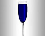 Diamond Blue Cocktail