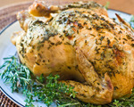 Dry-Rubbed Chicken