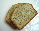 Glazed Poppy Seed Bread