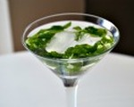 Mint Julep Martini