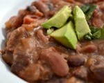 Super Spicy Three Bean Chili 