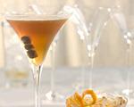 Dubious Manhattan Cocktail
