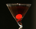 Dubonnet Manhattan Cocktail