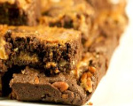 Snicker Brownies