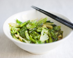 Early Summer Vegetable Stir-Fry