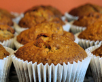 Easy Apple Bran Muffins