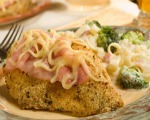 Hellmann's Easy Chicken Cordon Bleu