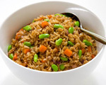 Edamame Fried Rice