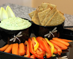 Edamame Tofu Dip