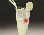 Elderberry Cooler Cocktail