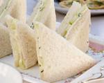 Elegant Artichoke Tea Sandwiches