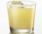 Elegant Salty Dog Cocktail