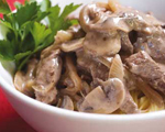 Family Favorite Beef Stroganoff