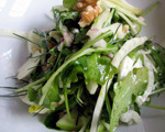 Fennel, Arugula and Green Apple Salad