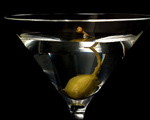 Filthy Martini 