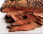 Honey Soy Flank Steak