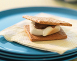 Fluffernutter S'mores 