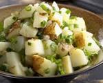 French Boiled Potatoes Aioli