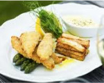 French Fried Fish Dish