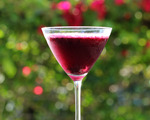 Fresh Blueberry Martini