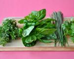 Fresh Herb Edamame Topper