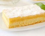 Fresh Lemon Squares