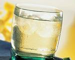 Fresh Lime Chilcano Cocktail