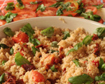 Fresh Mozzarella Couscous Salad