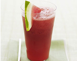Fresh Watermelon Slushy