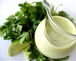 Fresh and Creamy Lime Dressing