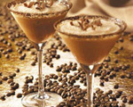 Frosty Mocha Dessert Martini