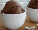Frozen Chocolate Custard
