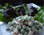 Vegetable Sunshine Salad