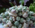 Frozen Pea Salad