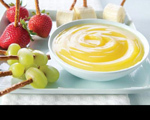 Fruit Kabobs with Pudding Dip