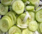 Favorite Cucumber Salad