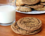 Ginger Molasses Thins